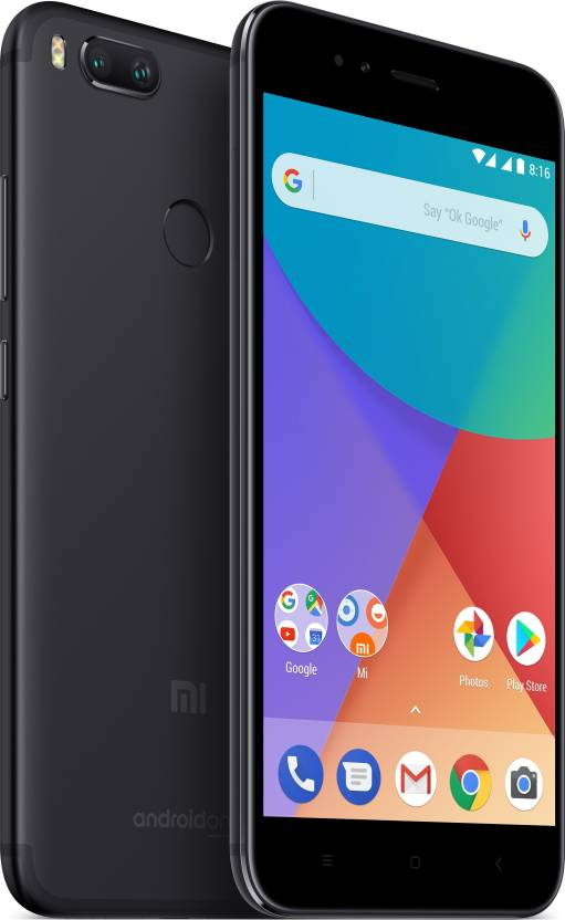 Xiaomi Mi A1 4Gb/32Gb Global Version (Black)